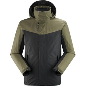 Lafuma Jaipur GTX 3in1 Fleece Jacket Men, dark bronze